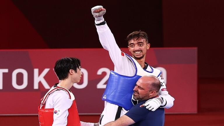 أولمبياد طوكيو 2021.. خليل الجندوبي يقتلع أول ميدالية عربية